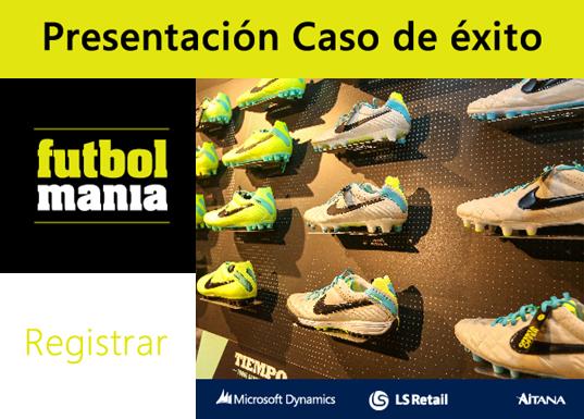 Evento Futbolmania