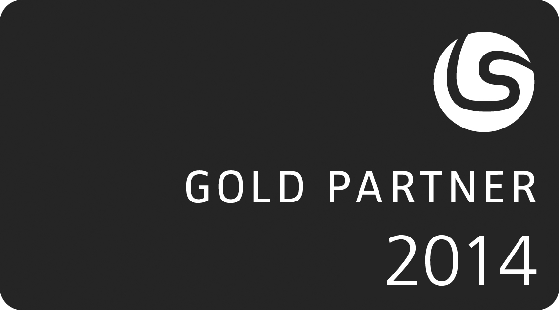 Aitana, LS Retail Gold Partner 2014