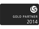 Aitana, LS Retail Gold Partner 2014