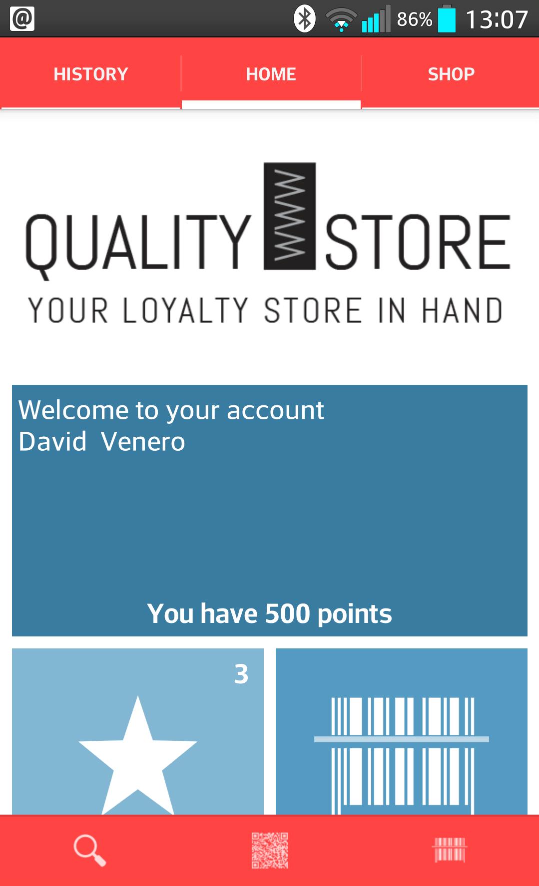 Fidelidad de cliente en retail