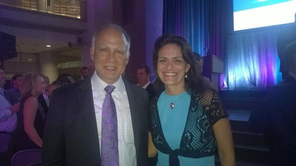 Presidents club con Dough kennedy vpresidente ms dynamic partners