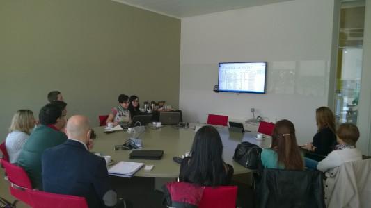 Evento presencial en Microsoft Ibérica Madrid sobre como migrar a Nav 2015.