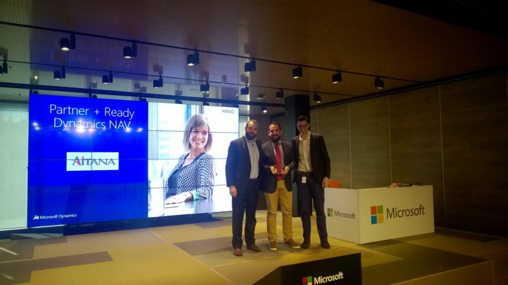Premio Partner mas Ready-entrega
