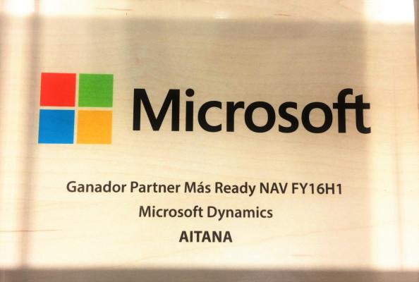 Partner más Ready Microsoft Dynamics NAV
