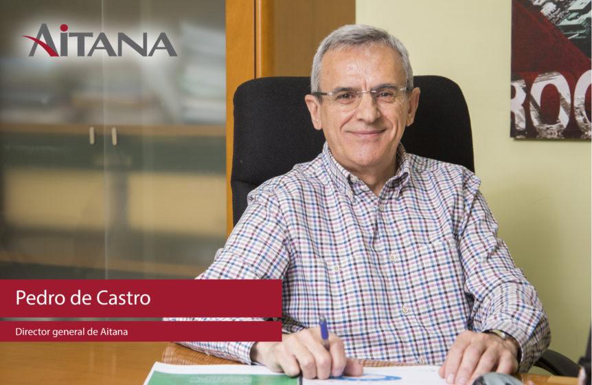 Entrevista a Pedro de Castro, director general de Aitana