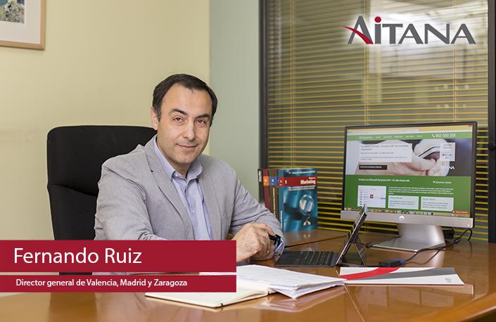 """Fernando Ruiz: """"Siempre estamos estudiando soluciones nuevas para nuestros clientes"""""""