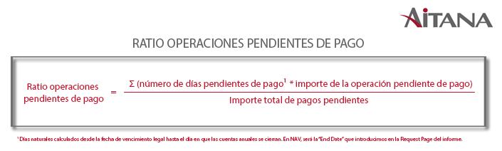 Dynamics NAV se adapta a la nueva ley de morosidad con el informe 10748