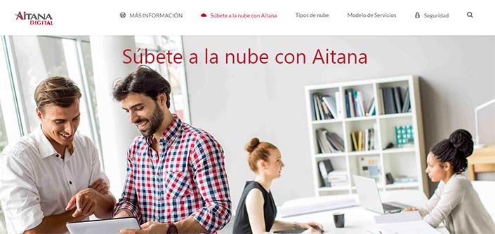 La apuesta por la transformación digital se llama Aitana.digital