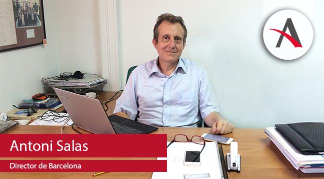 Antoni Salas, director de la oficina de Barcelona, nos habla de Aitana