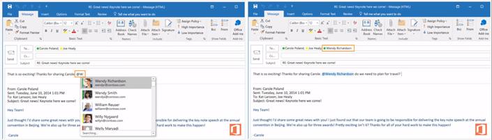 Actualizaciones de Office 365 para septiembre 2016