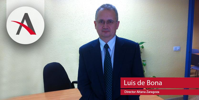 Luis de Bona y la gestión comercial