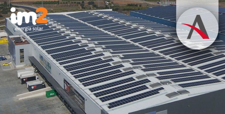 iM2 Energía Solar sigue apostando por Aitana y sus soluciones propias iDynamics