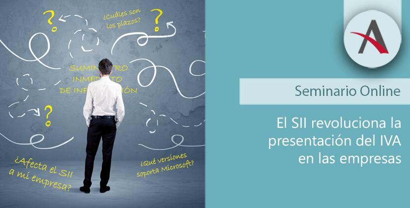 El SII revoluciona la presentación del IVA en las empresas