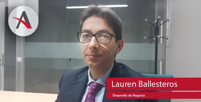 Lauren Ballesteros habla sobre las soluciones de software de gestión empresarial