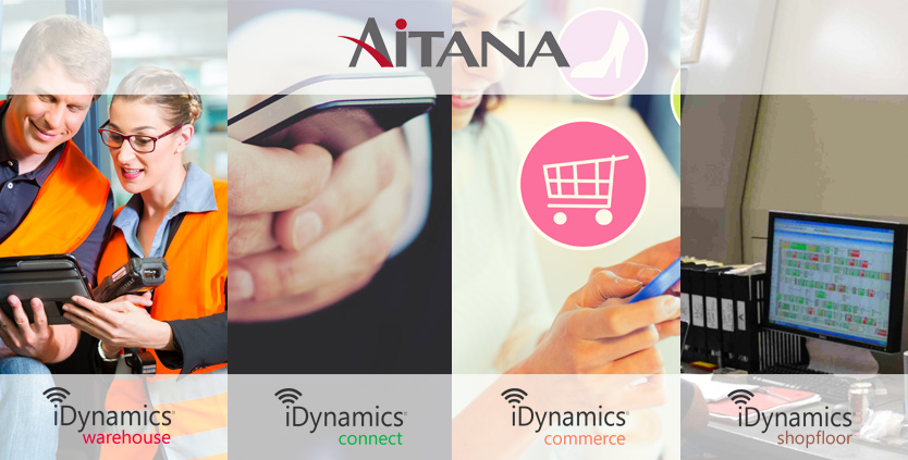 Novedades iDynamics de Aitana