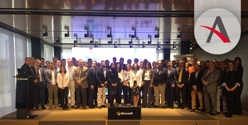 Asistimos como partner de primer nivel a la IAMCP de Microsoft en Madrid