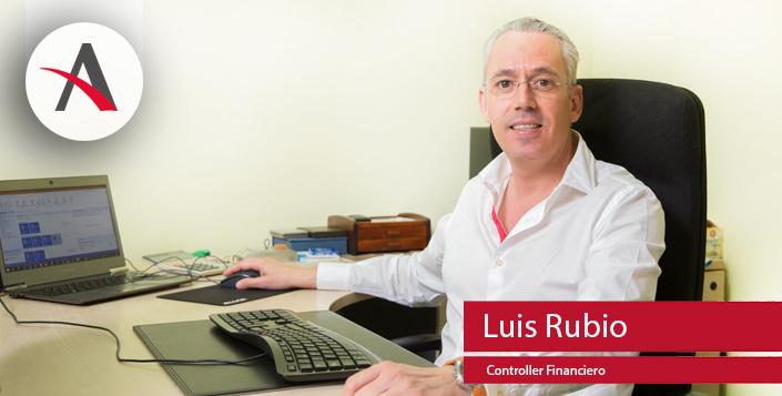 """Luis Rubio: """"Nuestro principal reto es seguir creciendo, tanto en catálogo de producto, como en clientes y personal"""""""