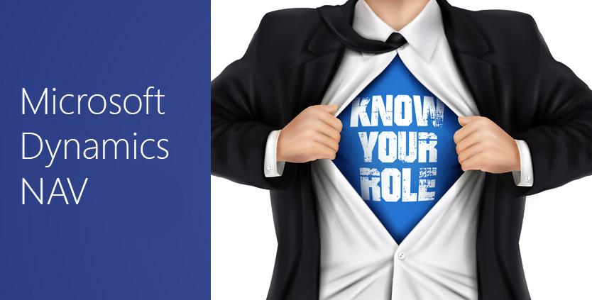 Roles y permisos en Microsoft Dynamics NAV