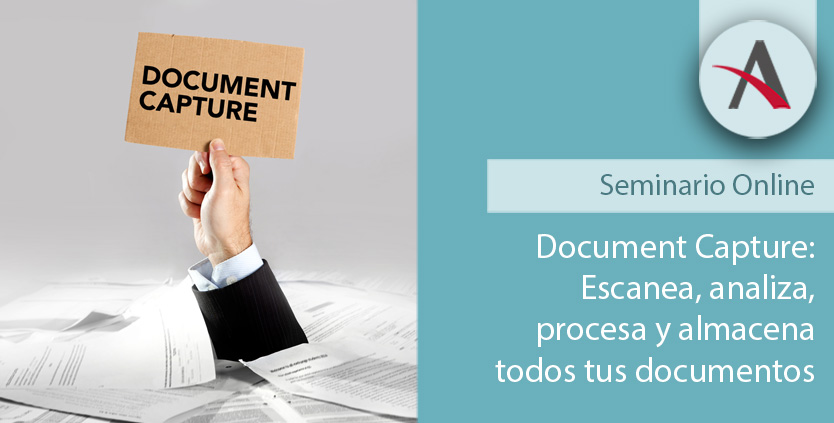 document capture para Dynamics NAV