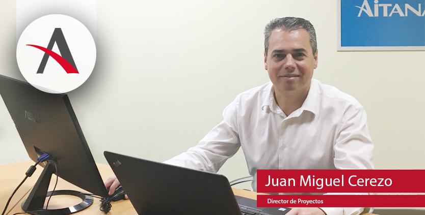 Juan Miguel Cerezo, una década como director de Proyectos y nuevo fichaje de Aitana