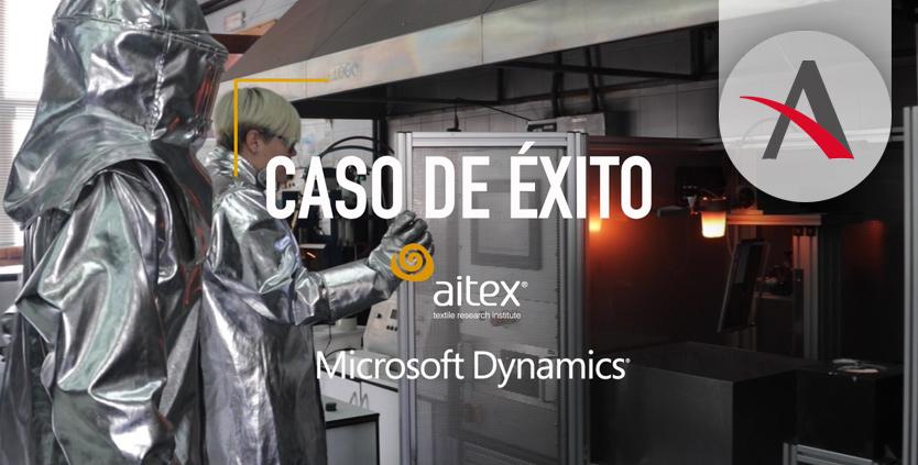 Caso de Éxito de reingeniería de procesos con Aitana y AITEX