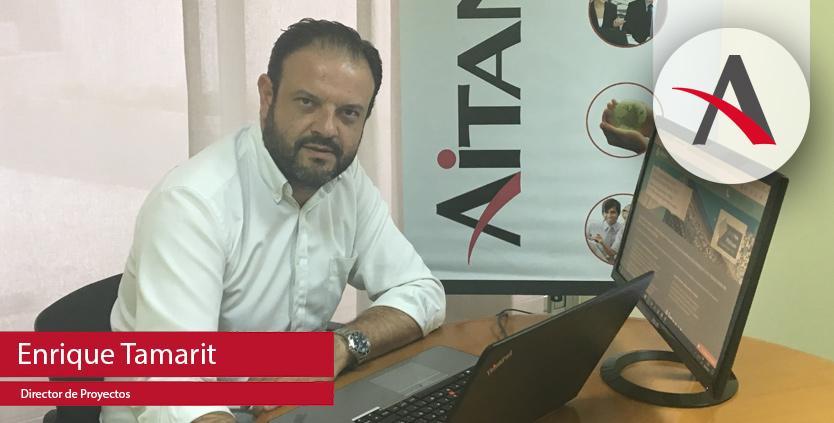 """Enrique Tamarit: """"Con la implantación de un ERP los clientes realizan una inversión de futuro"""""""