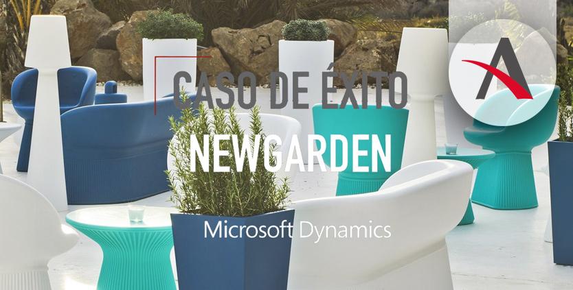 Aitana consigue un nuevo caso de éxito con Dynamics NAV y Newgarden