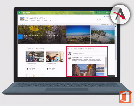 Nuevas actualizaciones de Office 365 para junio