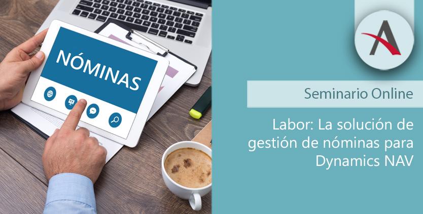 Labor: La solución de gestión de nóminas para Dynamics NAV