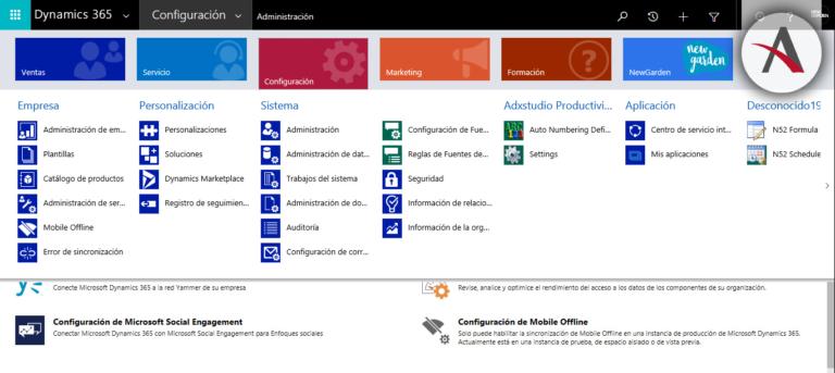 Cambia la forma de ver tu negocio con Microsoft Dynamics 365