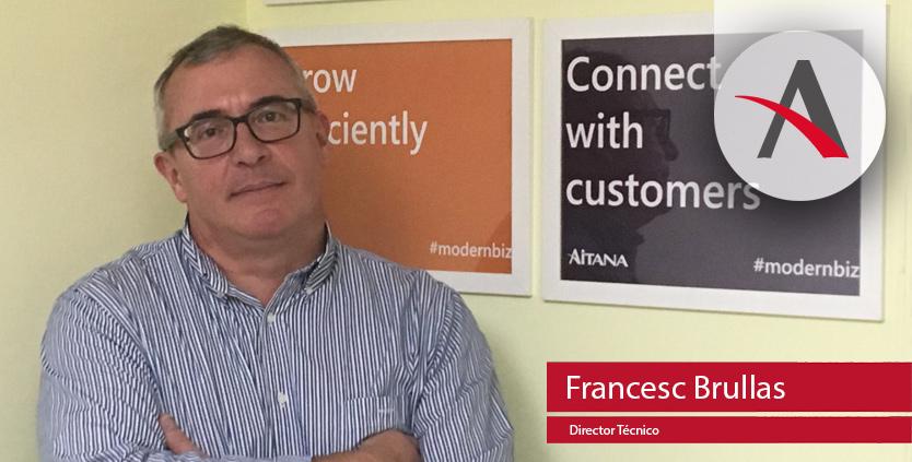 """Francesc Brullas: """"Las empresas deben asesorarse para conocer sus puntos fuertes, débiles y sus necesidades"""""""