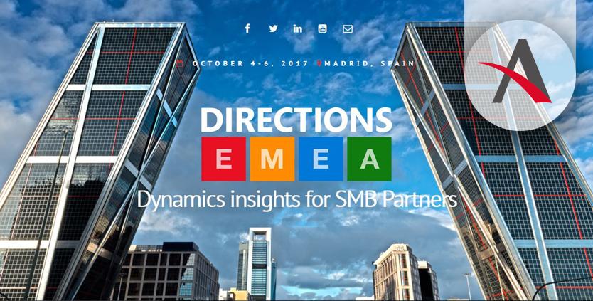 Directions EMEA 2017: El futuro se llama Dynamics