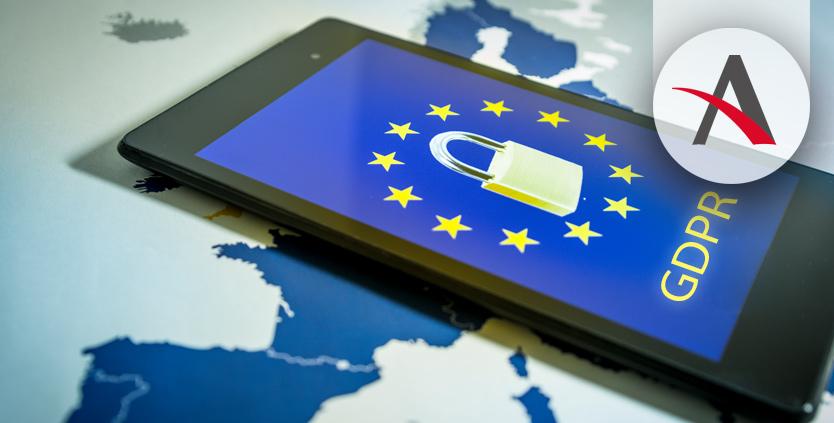 normativa GDPR protección datos personales