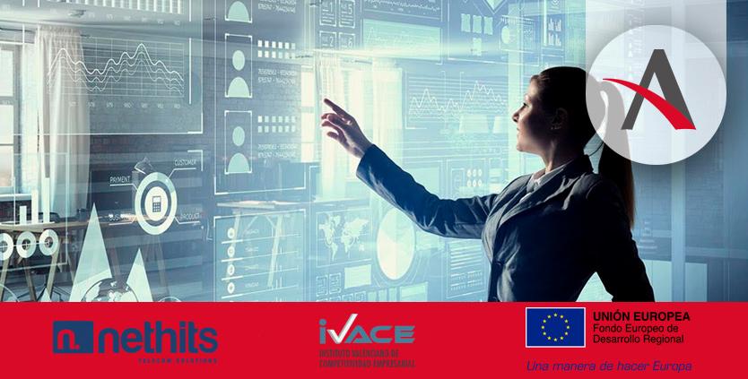 Nethits se beneficia de las ayudas del IVACE e integrará algunos módulos de Dynamics NAV