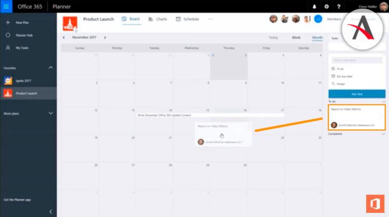Disponibles las actualizaciones de Office 365 para noviembre de 2017
