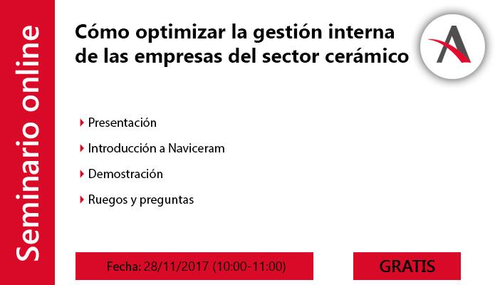Naviceram, el ERP para el sector cerámico