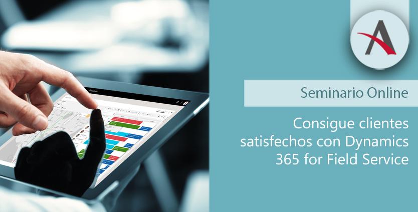 webinar dynamics 365 for field service aitana