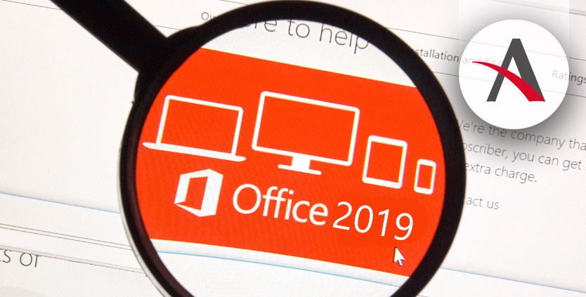 El nuevo Office 2019 solo funcionará en Windows 10