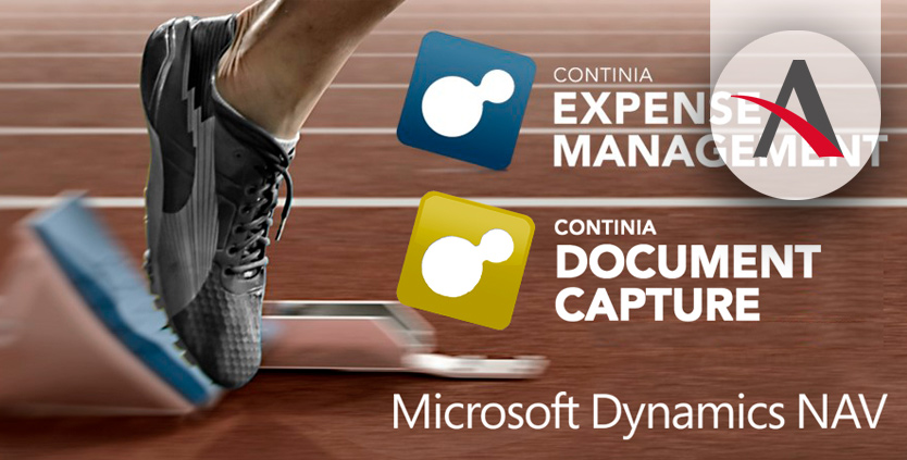 document capture expense management dynamics nav navision 2018