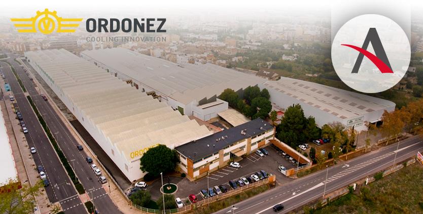 Team Builder mejora la productividad en la nube de Radiadores Ordoñez