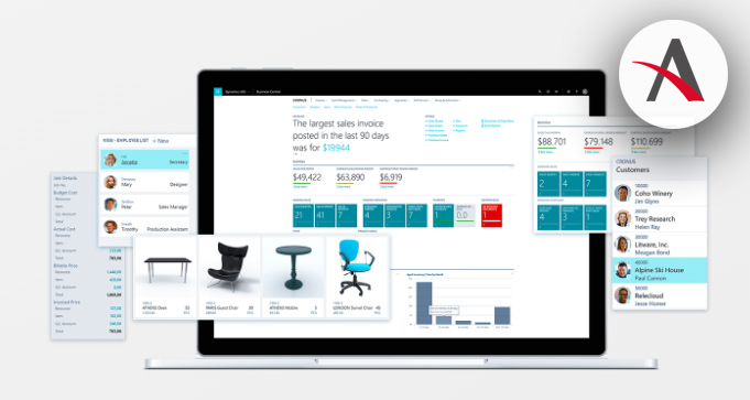 Microsoft Dynamics 365 Business Central ya está aquí