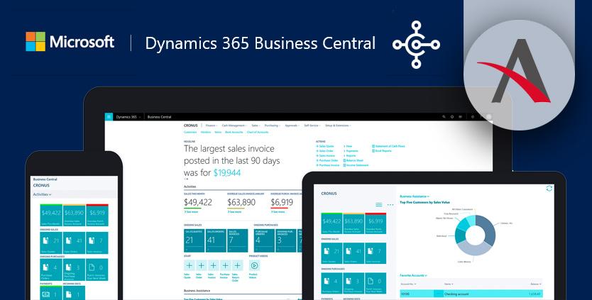 Microsoft Dynamics 365 Business Central ya está aquí