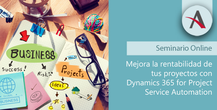 webinar dynamics 365 for project service automation