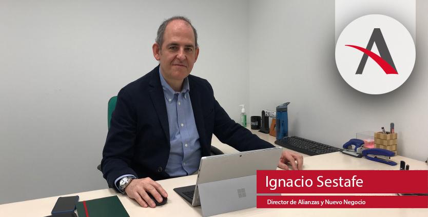 Ignacio Sestafe, director de Alianzas y Nuevo Negocio en Aitana