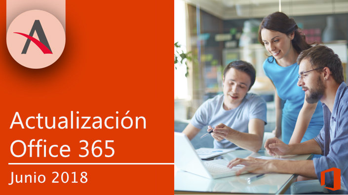 Office 365 se actualiza en Outlook, One Drive y Training Services