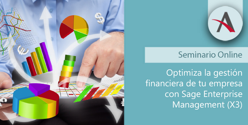 Optimiza la gestión financiera de tu empresa con Sage Enterprise Management (X3)