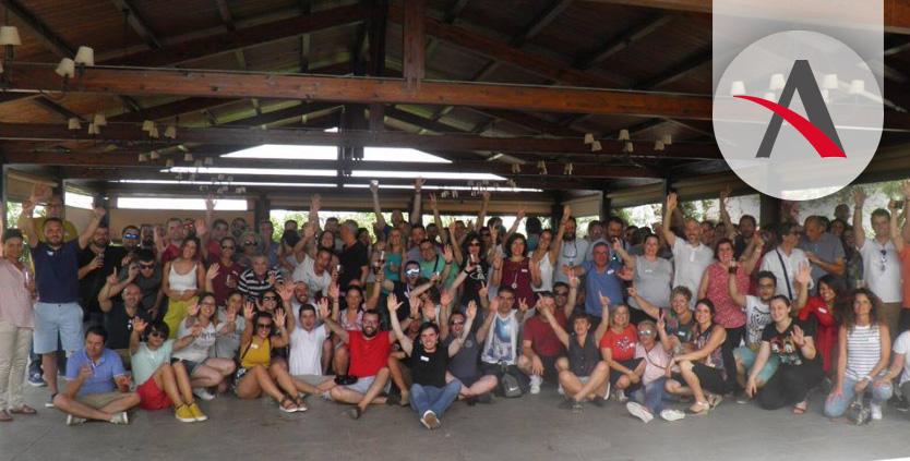 Aitana, Opentix y Fadrell celebran el SomosDay, una jornada interna para los empleados