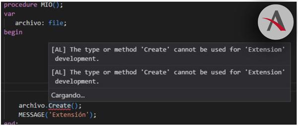 Extensiones v2 de Microsoft Dynamics NAV