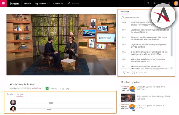 Descubre las últimas actualizaciones de Microsoft en Office 365 · Agosto 2018