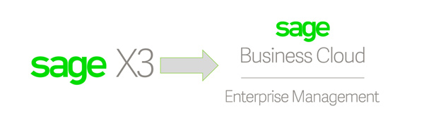 Sage X3 ahora es Sage Business Cloud Enterprise Management